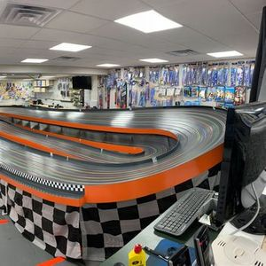 Slot Car Racing Friday Nights