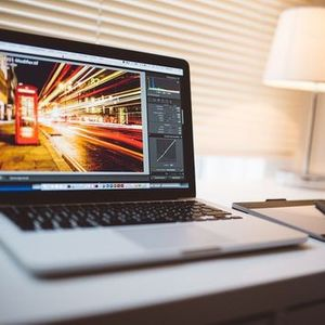 Adobe Lightroom Develop Module