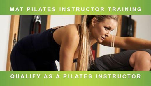 Mat Pilates Pilates Instructor Training 9-11 August