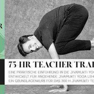 75hr Jivamukti Teacher Training mit Moritz & Niklas
