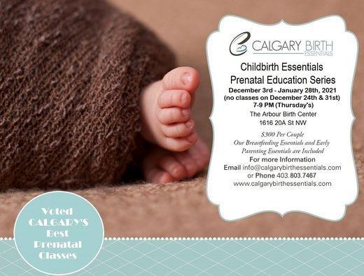 Childbirth Essentials Prenatal Classes, 3 December | Event in Calgary | AllEvents.in