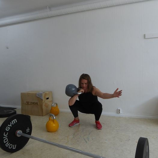 KettlebellKurs- Back to basics | Event in Falun | AllEvents.in