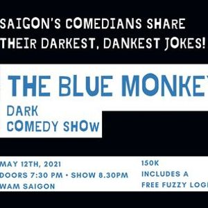 WAM  The Blue Monkey Comedy Show