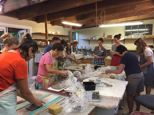 Pottery class - hand building Term 4 (Full)