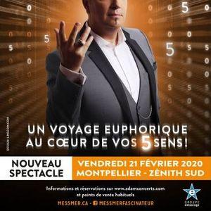 Messmer - Hypersensoriel - Montpellier le 21 Fvrier 2020