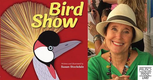 P&P Live! Susan Stockdale | Bird Show, 12 March | Online Event | AllEvents.in