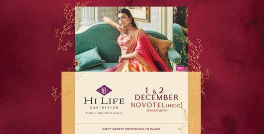 Hi Life Hyderabad, 1 December | Event in Hyderabad | AllEvents.in