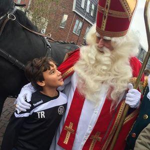 Sinterklaas bij ALEX