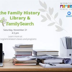 An Introduction to the Family History Library & familysearch.org