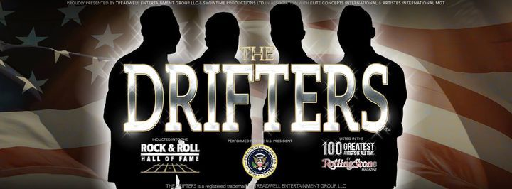The Drifters - 2021 UK Tour, 26 June | Event in Bromley | AllEvents.in