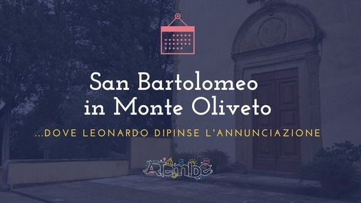 La chiesa di San Bartolomeo in Monteoliveto, 11 September | Event in Florence | AllEvents.in