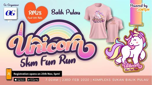 Balik Pulau Unicorn 5KM Fun Run