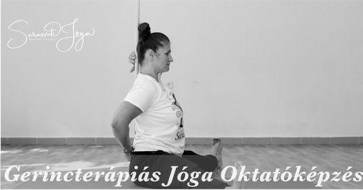 100 órás Intenzív Gerincterápiás jóga oktatóképzés, 16 November | Event in Budapest | AllEvents.in