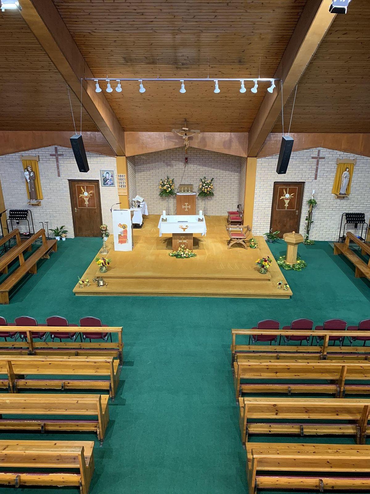 Corpus Christi Vigil (Saturday) 6.00PM | Event in Glasgow | AllEvents.in