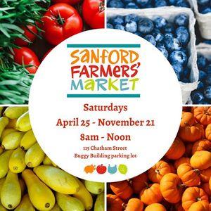 Sanford Farmers Market