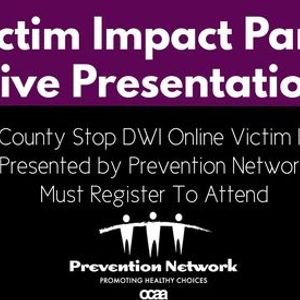 Victim Impact Panel-REGISTER HERE