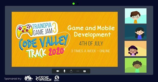 Game & Mobile Application Development Track - Online