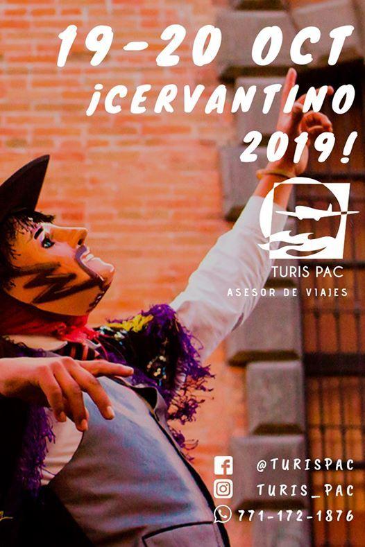 Cervantino 2019 TURIS PAC
