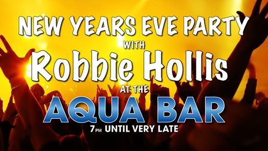New Years Eve Party at The Aqua Bar | Eastbourne