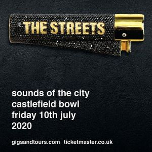 The Streets at Sounds of the City 2020  Manchester