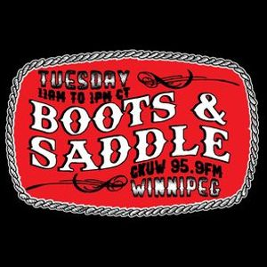 Boots & Saddle on CKUW 95.9 FM with Sean Burns