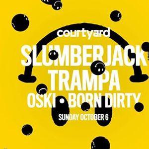 Courtyard ft. Slumberjack Trampa  more