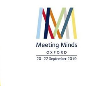 Meeting Minds in Oxford 2019