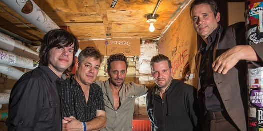 The Ike Reilly Assassination Fall Tour at The Brass Rail, 19 November   Event in Fort Wayne   AllEvents.in