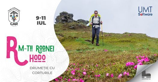 drumeție la Rhododendron, UMT Software, 2 July | Event in Suceava | AllEvents.in
