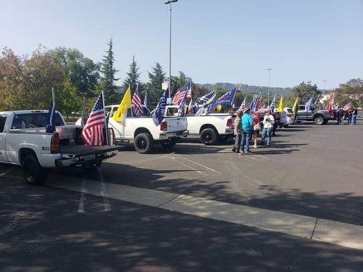 TriValley Trump Truck Rally II, 24 October | Event in Pleasanton | AllEvents.in