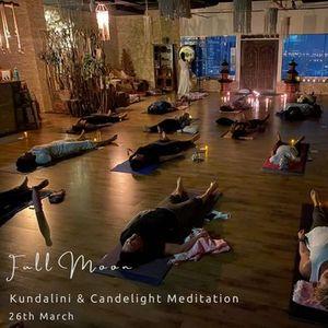 Full Moon Kundalini and Candlelight Meditation Workshop with Natalia Jayjeet Kaur