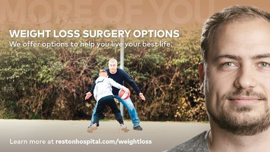 Weight Loss Surgery Options - Virtual Seminar, 1 July | Online Event | AllEvents.in