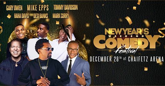 New Years Weekend Comedy Festival