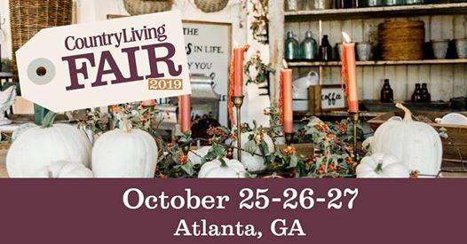 Country Living Fair Georgia