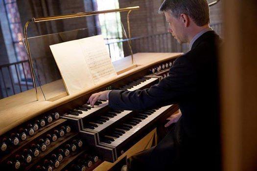 Orgelkoncert - Daniel Bruun