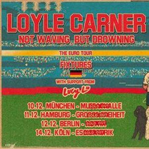 Ausverkauft Loyle Carner  Hamburg Grosse Freiheit 36