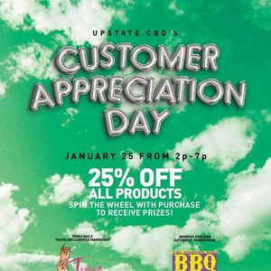 Customer Appreciation Party
