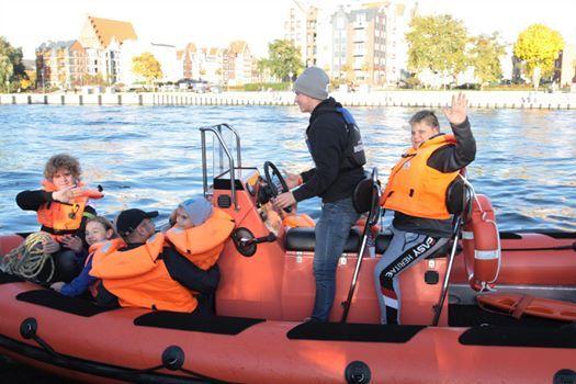 Szkoleniowy Dochodzeniowy Obz Sportw Wodnych - turnus I