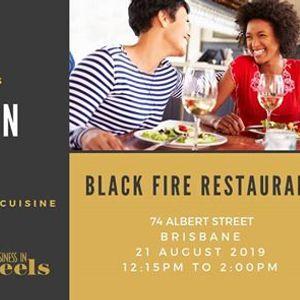 Brisbane CBD - August 2019 Connection Lunch