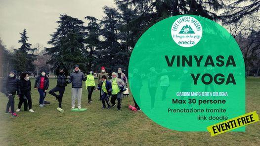 Enecta free VINYASA YOGA - MAX 30 Persone/Su Prenotazione ...