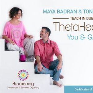 ThetaHealing You & God - Dubai 2021 - Maya