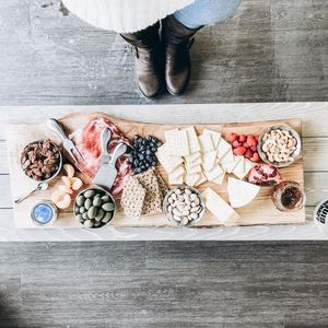 11-1-2020 Make Your own CHARCUTERIE BOARD