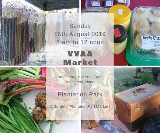 VVAA Markets at Plantation Creek Park Area, Ayr