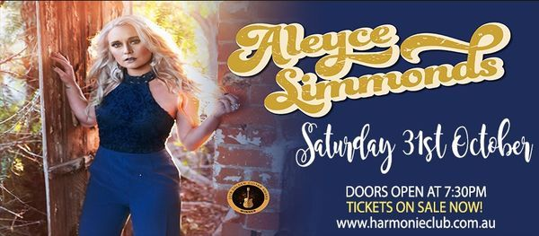 Aleyce Simmonds & The Spurs - Album Launch