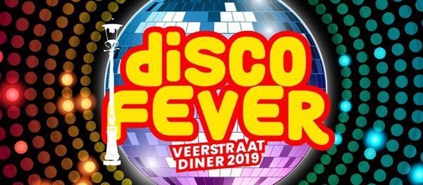 VeerstraatDiner 2019 DISCO FEVER