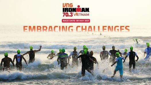 VNG IRONMAN 70.3 Viet Nam 2021, 9 May | Event in Danang | AllEvents.in