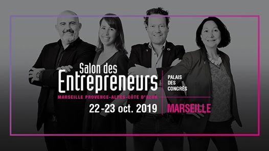 Salon des Entrepreneurs - Marseille 2019
