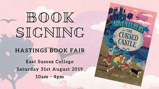 Book Signings at Hastings Book Fair | Hastings