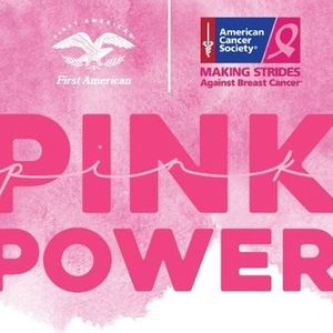 First American Pink Power Eagles Virtual Event