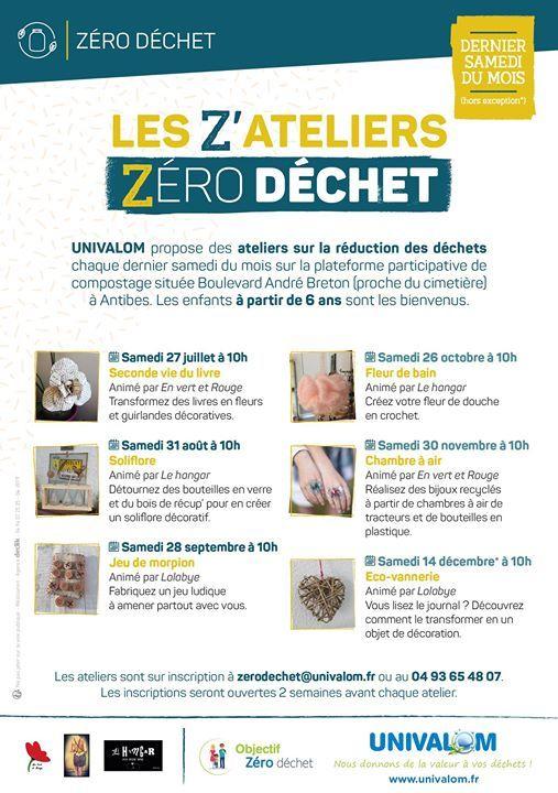 Atelier Zero Dechet Seconde Vie Du Livre At Les Semboules